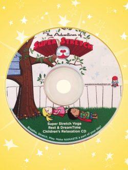 Children's Meditation and Rest CD