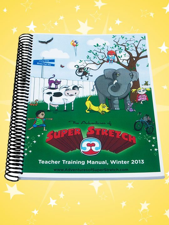 Kids Yoga Teacher Training Manual