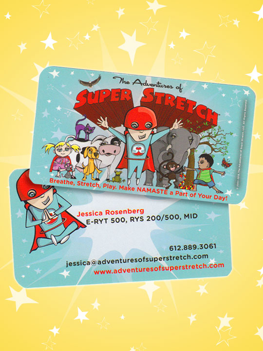 business cards business cards - Kids Business Cards
