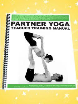 Partner Yoga Teacher Training Manual Super Stretch